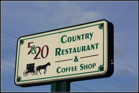 5 & 20 Country Restaurant