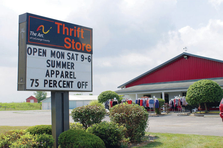 Arc of LaGrange County Thrift Store