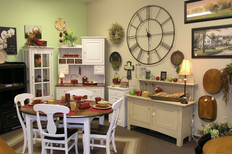 Country Spice Décor