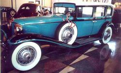 Auburn-Cord Duesenberg Museum