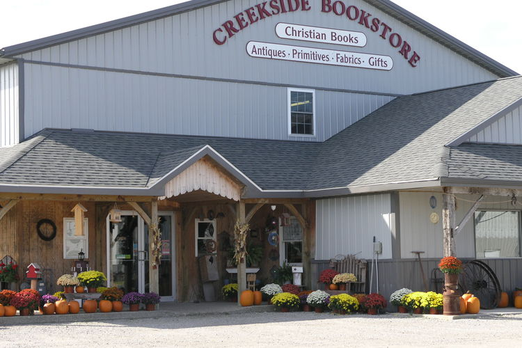 Creekside Bookstore