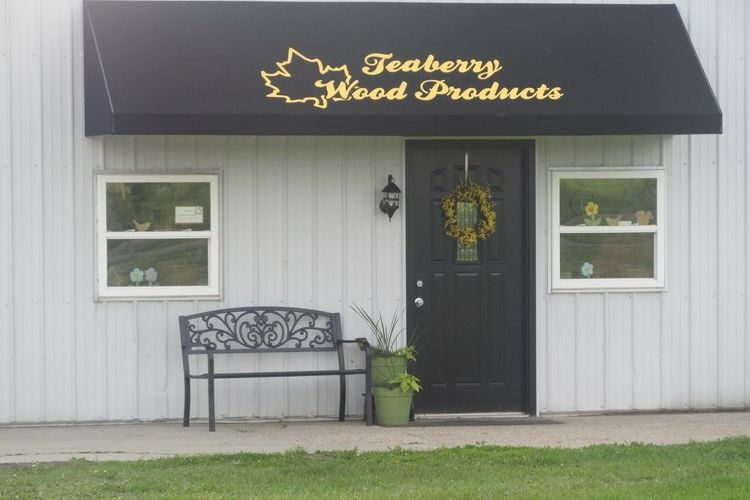 Teaberry Wood Products